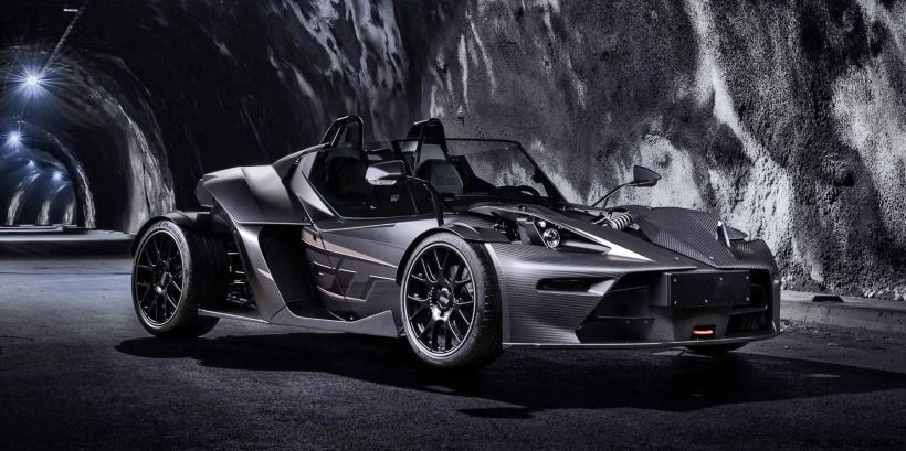 2016 KTM X-Bow GT Black Carbon 8