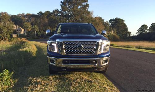 2016 Nissan TITAN XD Review 1