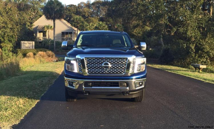 2016 Nissan TITAN XD Review 23