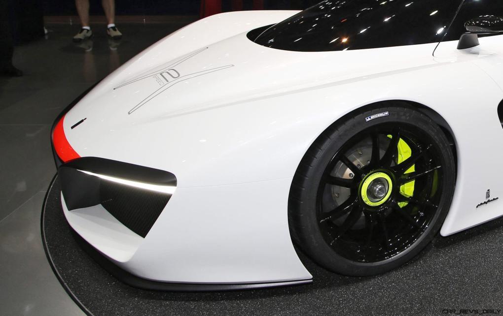 2016 Pininfarina H2 Speed 6