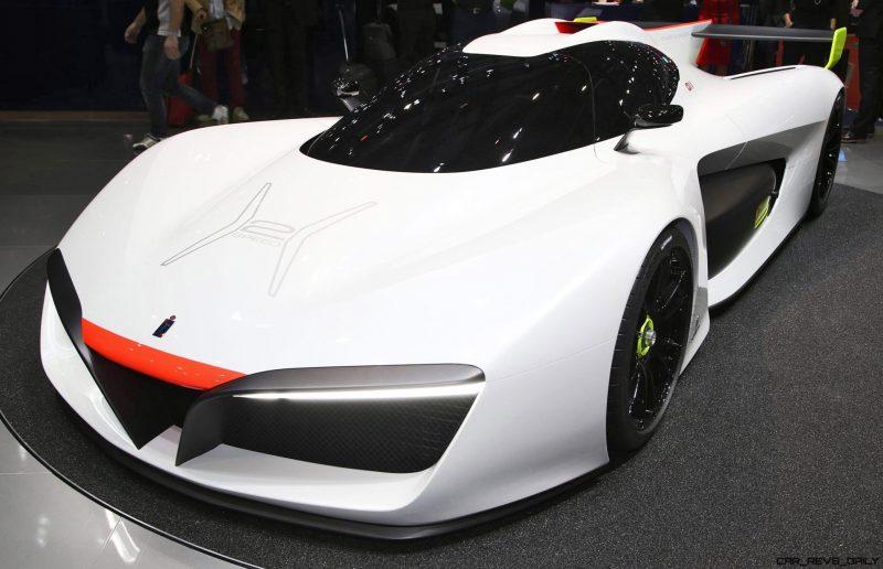 2016 Pininfarina H2 Speed 8