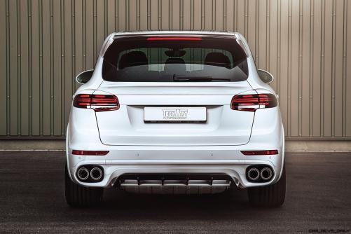 2016 TechArt Porsche Cayenne 18