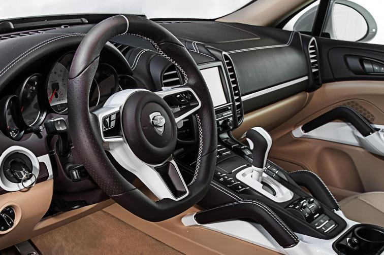 2016 TechArt Porsche Cayenne 36
