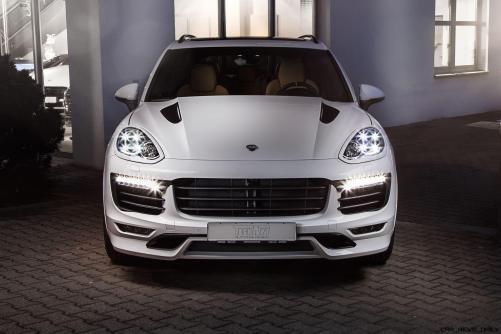 2016 TechArt Porsche Cayenne 5