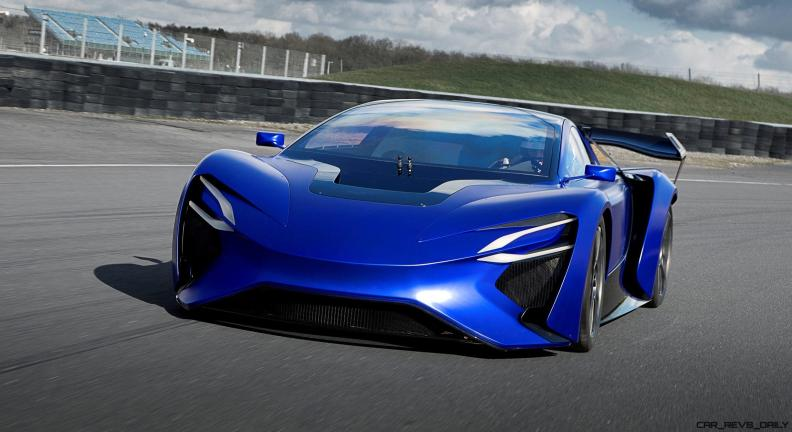 2016 TechRules AT96 TREV Supercar Concept 4