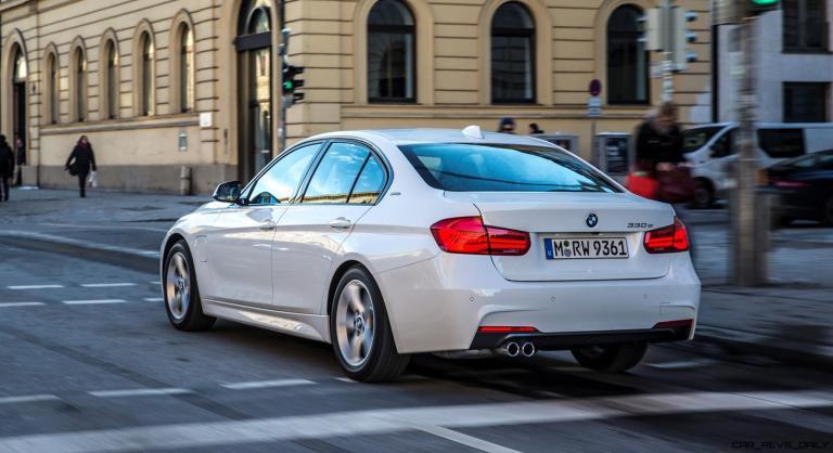 2017 BMW 330e iPerformance 11