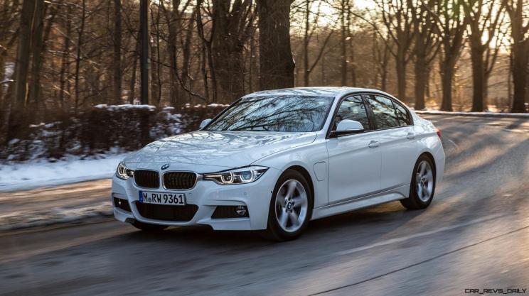 2017 BMW 330e iPerformance 12