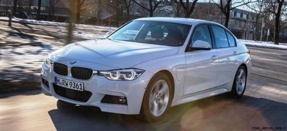 2017 BMW 330e iPerformance 5
