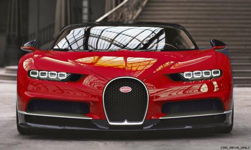 2017 Bugatti CHIRON - Colors 14