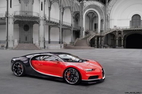 2017 Bugatti CHIRON - Colors 3