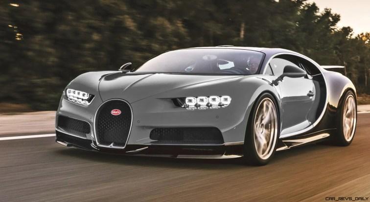 2017 Bugatti CHIRON - Colors 6