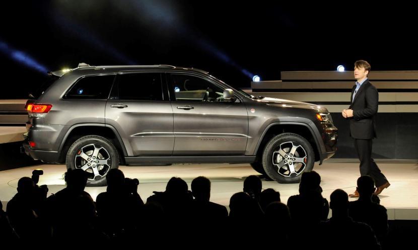 2017 Jeep Grand Cherokee TRAILHAWK 3