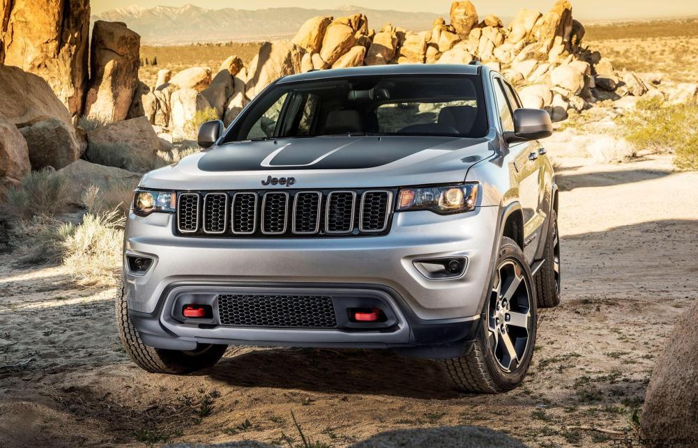2017 Jeep Grand Cherokee TRAILHAWK 5