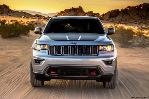 2017 Jeep Grand Cherokee TRAILHAWK 7
