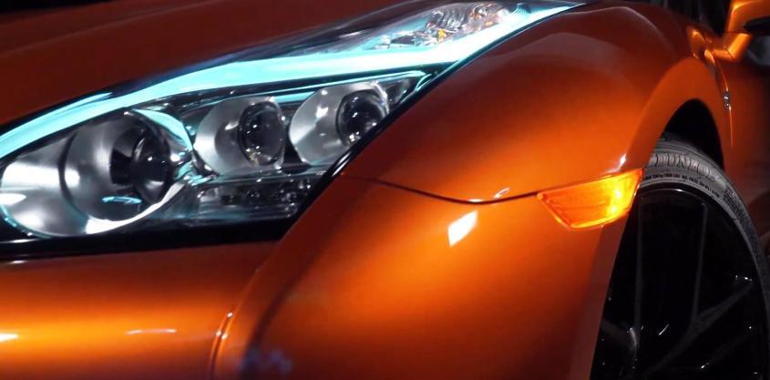 2017 Nissan GT-R Video Stills 12