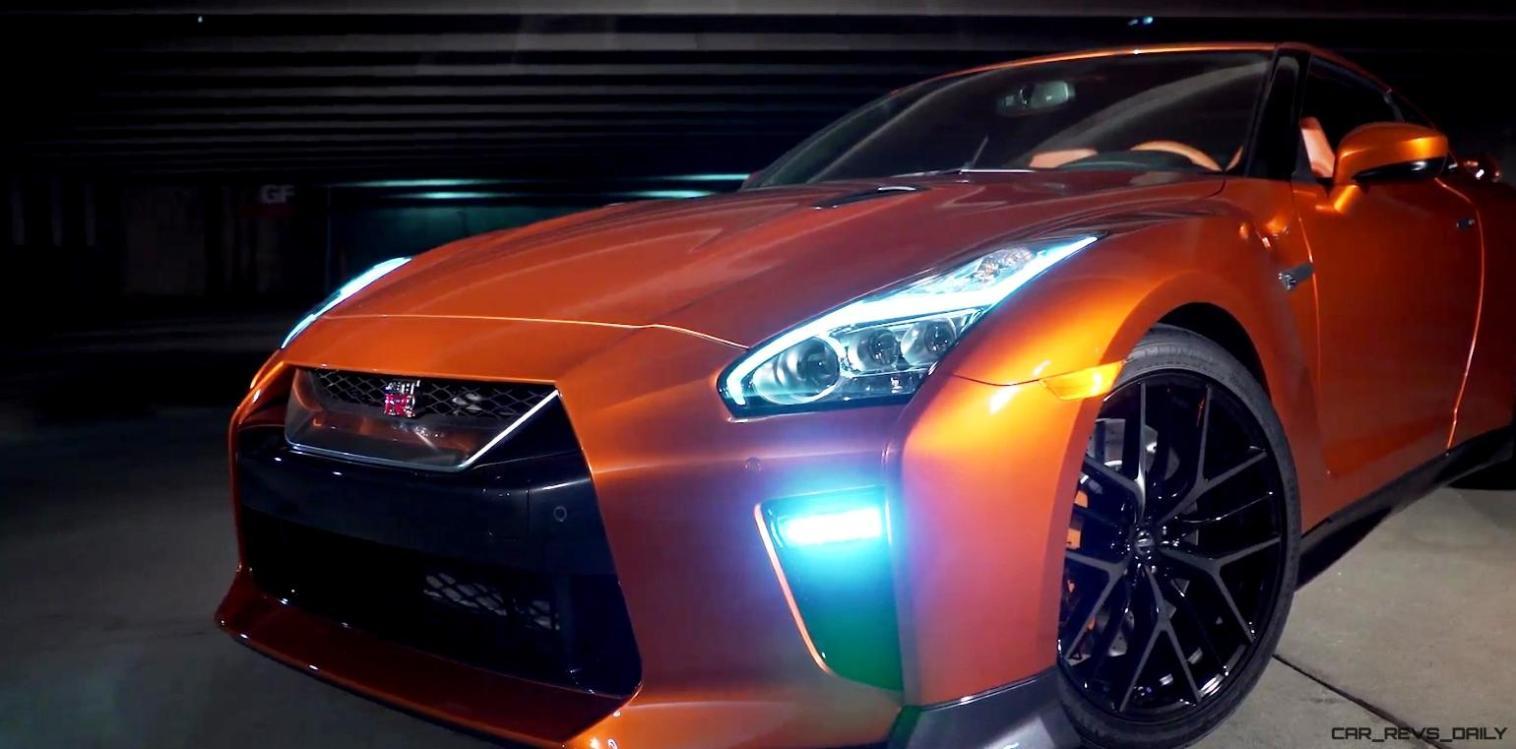 2017 Nissan GT-R Video Stills 21
