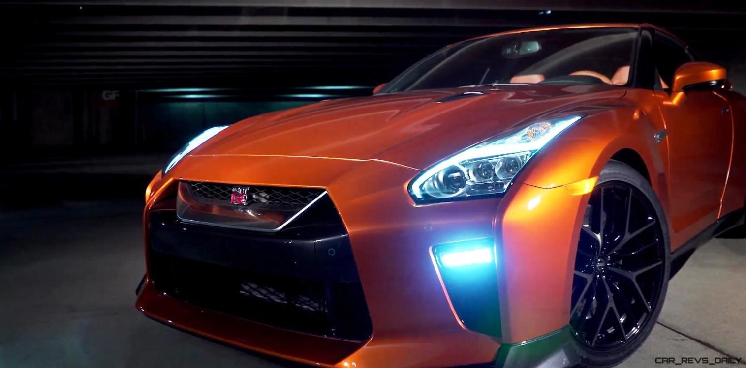 2017 Nissan GT-R Video Stills 22