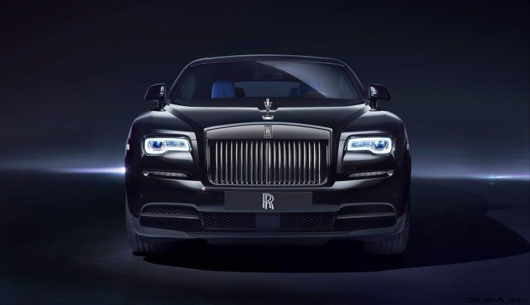 2017 Rolls-Royce WRAITH Black Badge 1