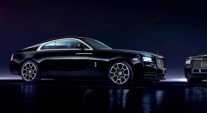 2017 Rolls-Royce WRAITH Black Badge 10