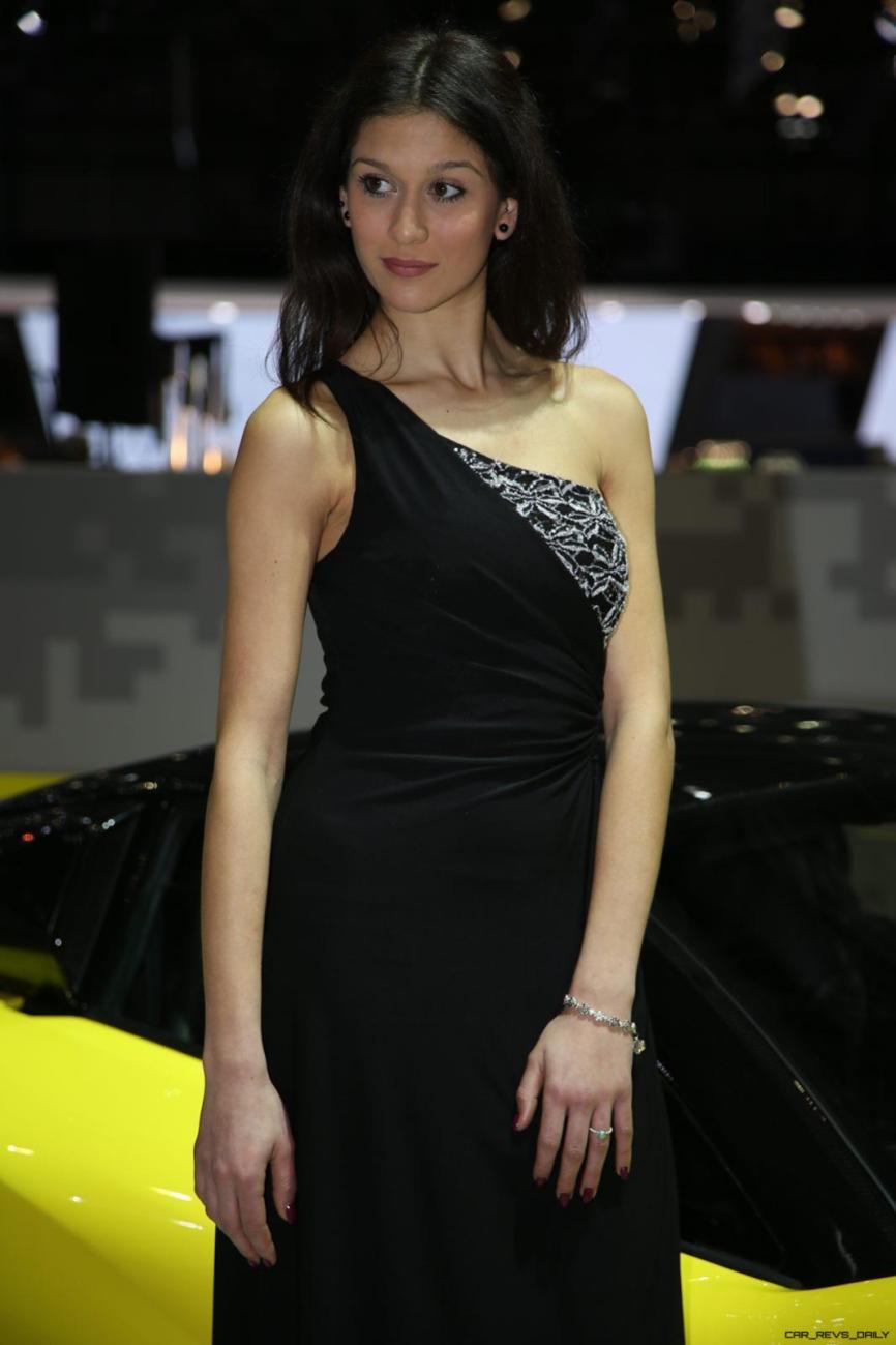 Geneva Auto Show 2016 - Mega Gallery 142