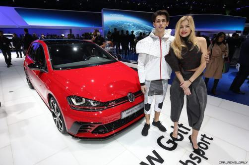 Geneva Auto Show 2016 - Mega Gallery 219