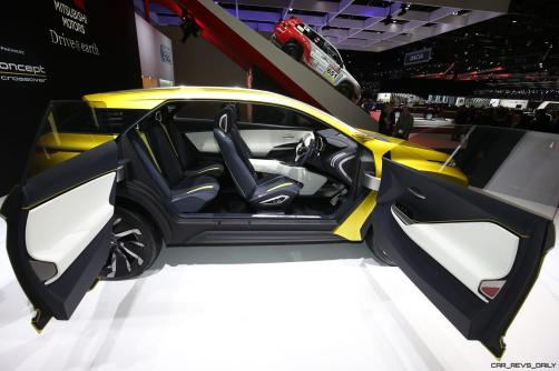 Geneva Auto Show 2016 - Mega Gallery 256