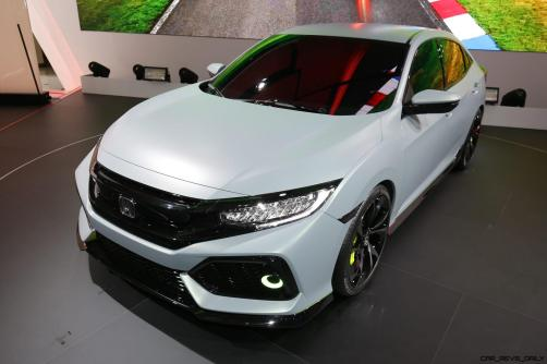 Geneva Auto Show 2016 - Mega Gallery 290