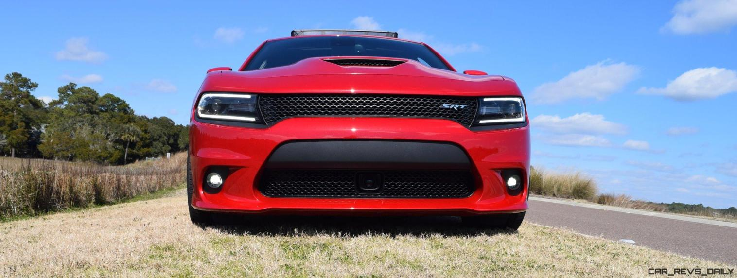 HD Road Test Review - 2016 Dodge Charger SRT392 11