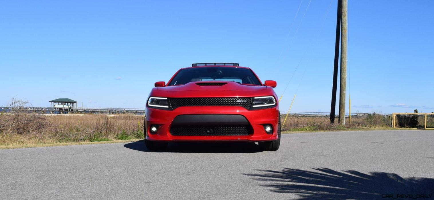 HD Road Test Review - 2016 Dodge Charger SRT392 33