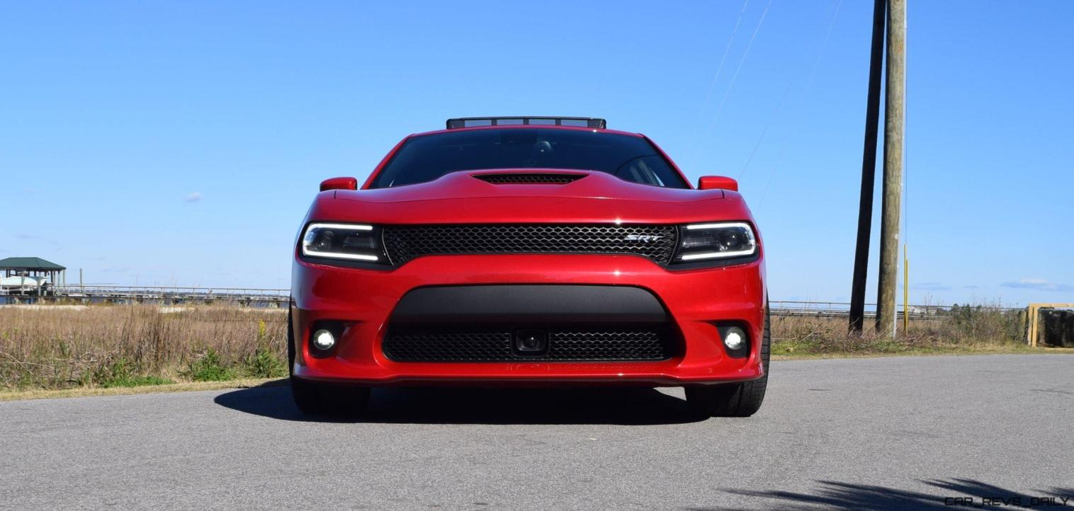 HD Road Test Review - 2016 Dodge Charger SRT392 34