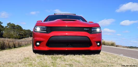HD Road Test Review - 2016 Dodge Charger SRT392 4