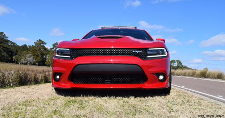 HD Road Test Review - 2016 Dodge Charger SRT392 5