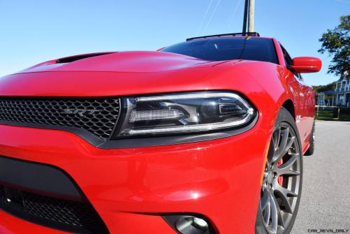 HD Road Test Review - 2016 Dodge Charger SRT392 68