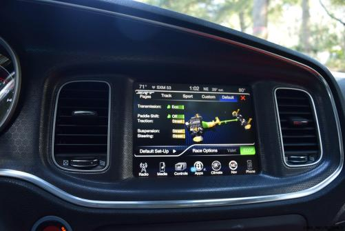 HD Road Test Review - 2016 Dodge Charger SRT392 69
