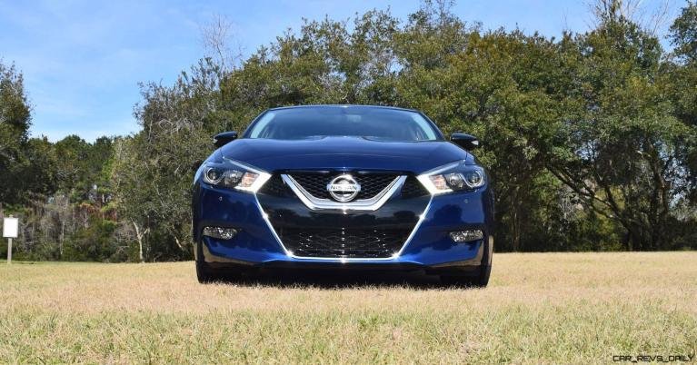 HD Road Test Review - 2016 Nissan Maxima SR 30