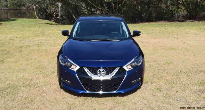 HD Road Test Review - 2016 Nissan Maxima SR 37