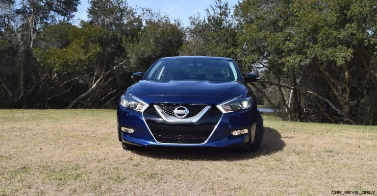 HD Road Test Review - 2016 Nissan Maxima SR 61