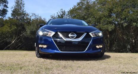 HD Road Test Review - 2016 Nissan Maxima SR 65