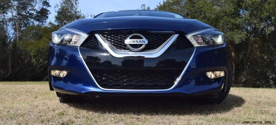 HD Road Test Review - 2016 Nissan Maxima SR 66