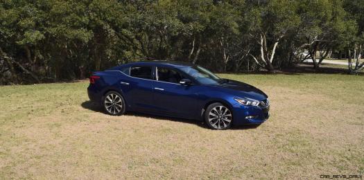 HD Road Test Review - 2016 Nissan Maxima SR 72