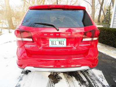 Hawkeye Drives - 2016 Dodge Journey Review 1