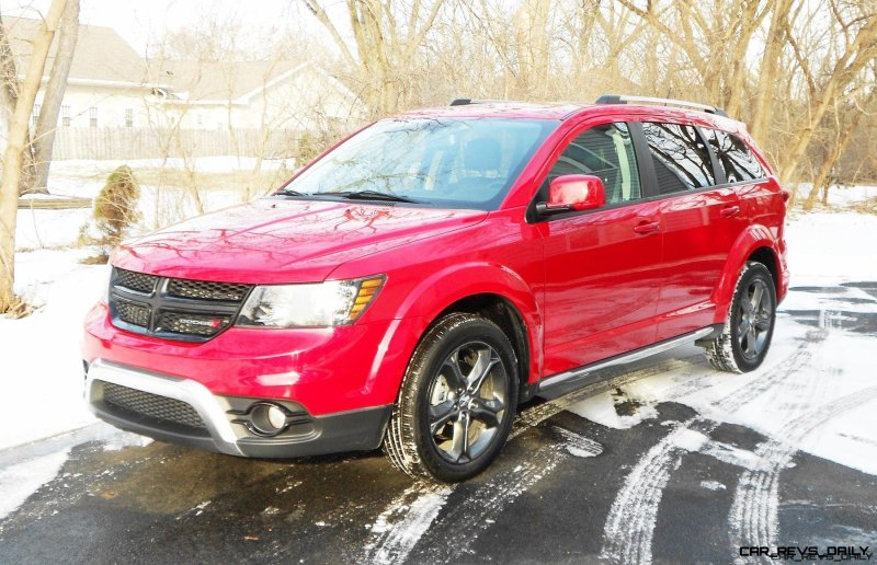 Hawkeye Drives - 2016 Dodge Journey Review 14