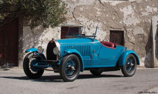 RM Monaco 2016 - 1928 Bugatti Type 40 Boattail Speedster 1