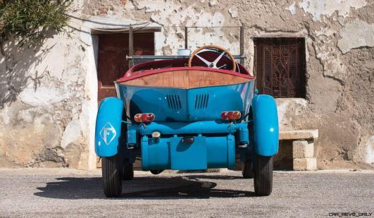 RM Monaco 2016 - 1928 Bugatti Type 40 Boattail Speedster 12