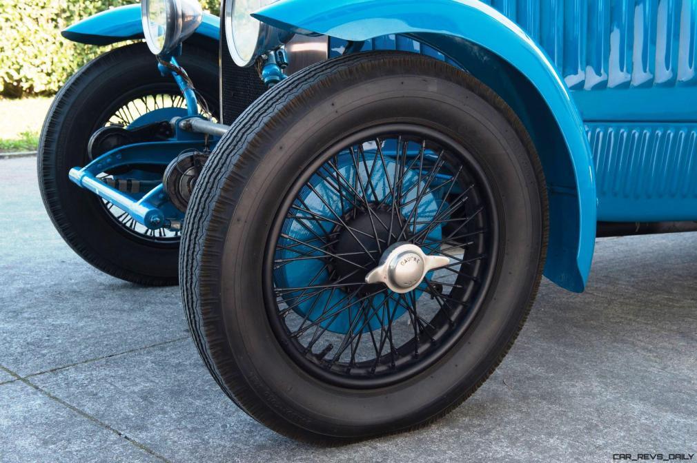RM Monaco 2016 - 1928 Bugatti Type 40 Boattail Speedster 19