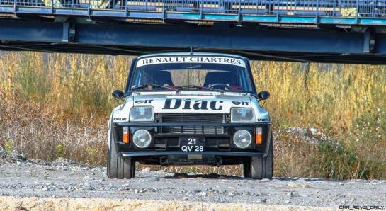RM Monaco 2016 - 1982 Renault 5 Turbo Group 4 Rally Car 9