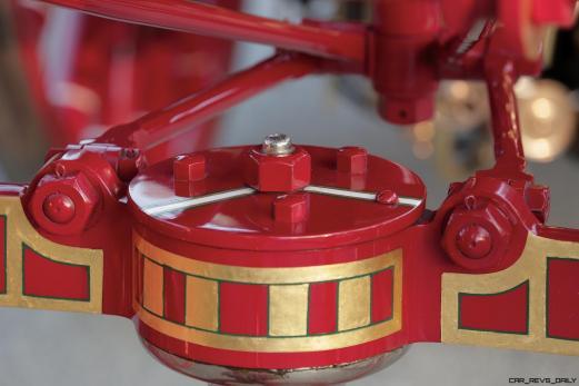 1894 Silsby Fourth Size Horse-Drawn Steam Pumper 11