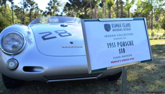 1955 Porsche 550 Spyder - Ingram Collection 21