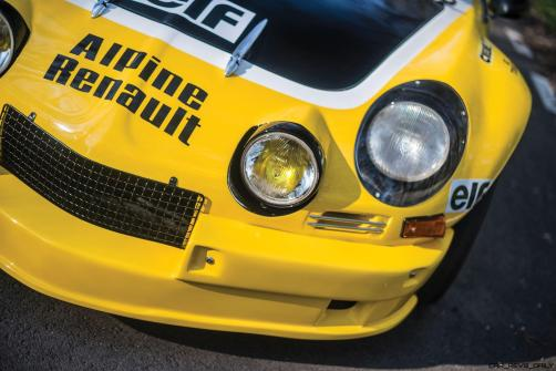 1965 Alpine-Renault A110 in Group 4 Rally Spec 20