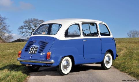 1965 Fiat 600 Multipla 2